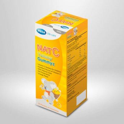 Nat C Yummy Gummyz