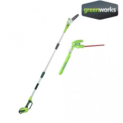 POLE SAW 2 in 1 40V BARE TOOL