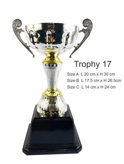 ถ้วยรางวัล Italy trophy