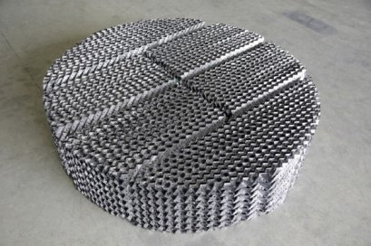 Metal Structure Packing