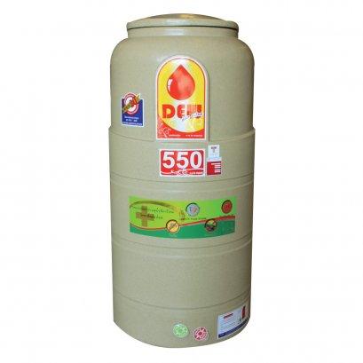ถังเก็บน้ำ DEW EXTRA (550 ลิตร)