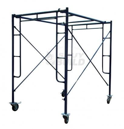 นั่งร้านMarton (ชุด) สีน้ำเงิน น้ำหนัก 35-36 กก.(ไม่รวมล้อ)