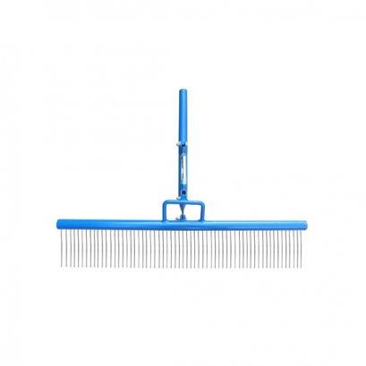 คราดกรีดลายคอนกรีต (Flat Wire Texture Broom)