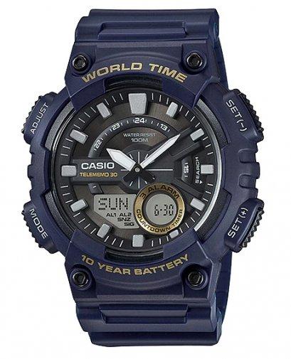 นาฬิกา Casio 10 Year Battery AEQ-110W-2A