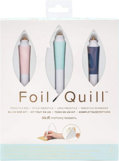 Foil Quill Freestyle pen All-in-One