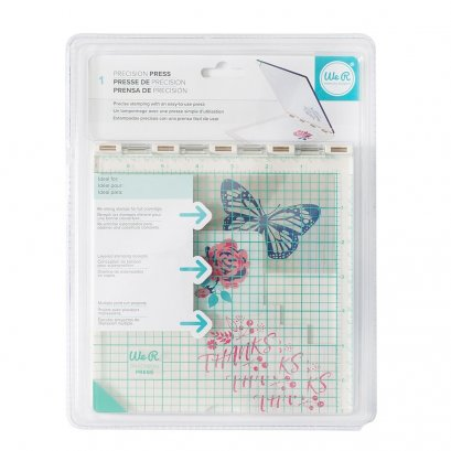 We R Memory Keepers - Precision Press Stamping Tool