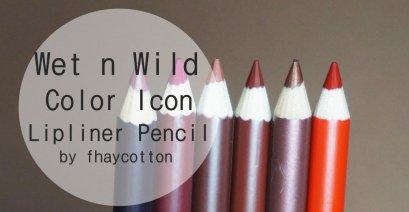 Color Icon Lipliner Pencil