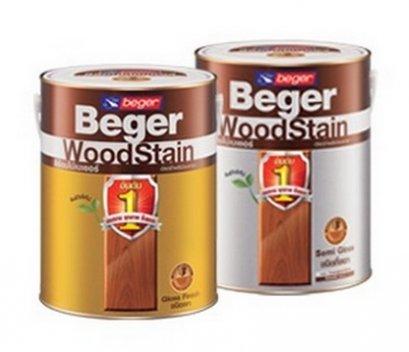 Beger สีย้อมไม้