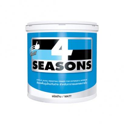 TOA 4 seasons รองพื้นปูนใหม่ ขนาด 5 กล
