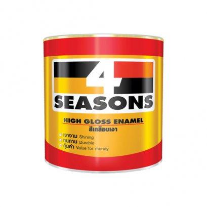 สีน้ำมัน 4 seasons