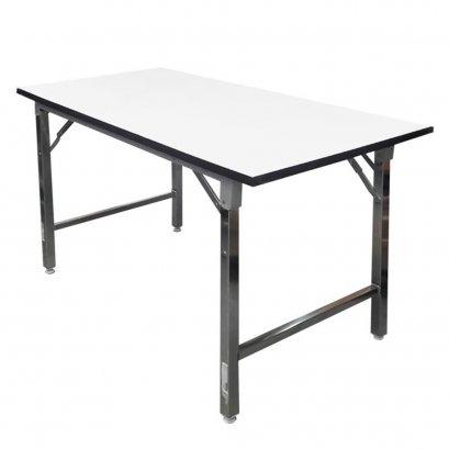 โต๊ะพับอเนกประสงค์หน้าโฟเมก้า
