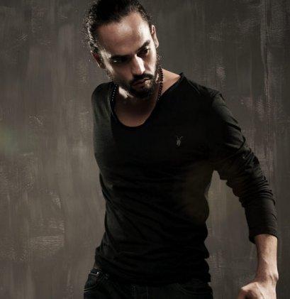[[พร้อมส่ง L,XL]] [Mix-002] MIX++เสื้อยืด++เสื้อยืดสีดำแขนยาวผ้ายืดใส่สบาย