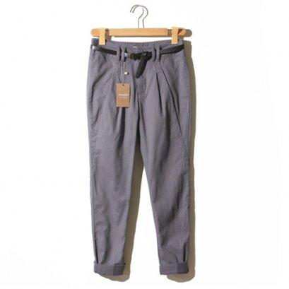 [[PreOrder]] [TS-010] TS ++กางเกง++ กางเกงขายาวสีเทา