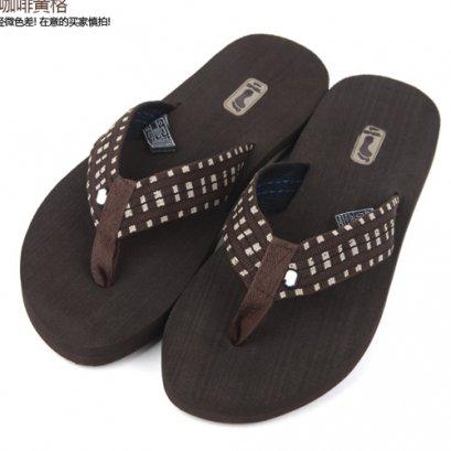 [[พร้อมส่ง 10.5]] [TS-016] TS ++รองเท้าแตะ++ รองเท้าแตะสายคาดสีครีม