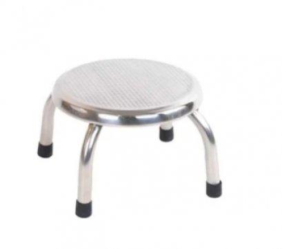 เก้าอีสแตนเลส สูง 20 cm