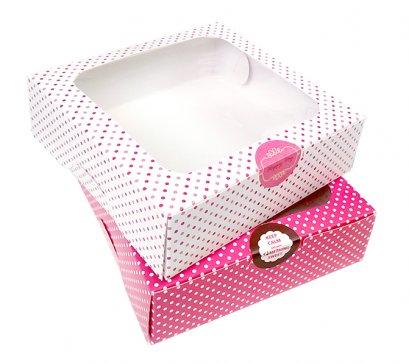 กล่องเบเกอรี่ BB01