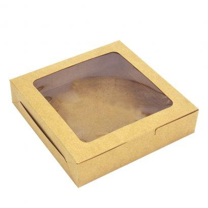 กล่องเบเกอรี่ คราฟท์ KB47
