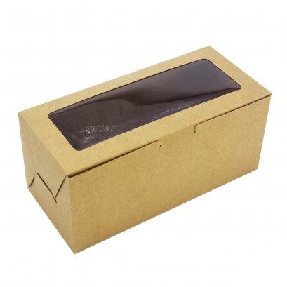 กล่องเบเกอรี่ คราฟท์ KB48