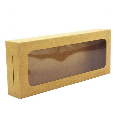 กล่องเบเกอรี่ คราฟท์ KB49