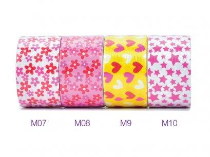 เทปผ้า รหัส M07-M10