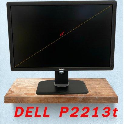 "Dell P2213 LED monitor 22"""