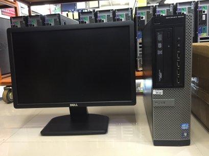 """Dell Optiplex 9010  Core i5-3470 @ 3.20 GHz + จอ 19"""""""