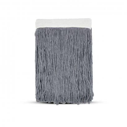 ผ้าอะไหล่ม็อบ ขนาด 10 นิ้ว  A สีเทา เส้นใย Recycle