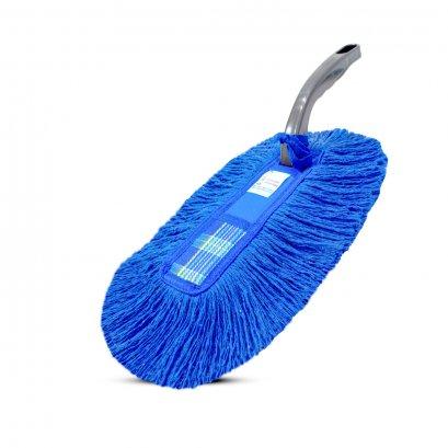 แปรงปัดดูดฝุ่นอเนกประสงค์ ขนาด 9 นิ้ว สีน้ำเงิน