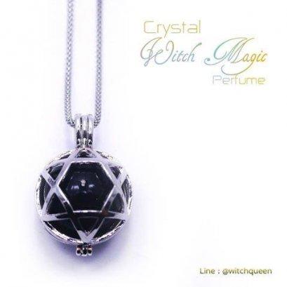 Crystal Witch Magic Perfume เพนทาเคิล สีดำ