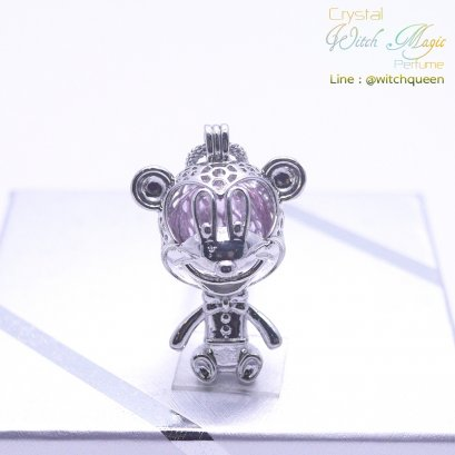 Crystal Witch Magic Perfume สีชมพู