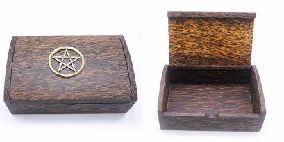 กล่องไม้ รุ่นเพนทาเคิล