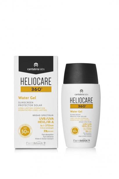 Heliocare 360 Water gel SPF50+