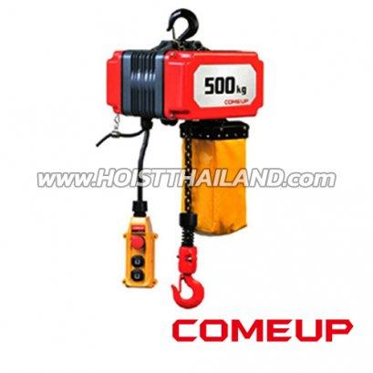 CK500B รอกโซ่ไฟฟ้า 1/2TON โซ่ 6M