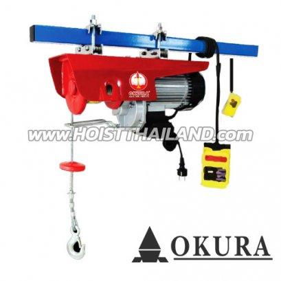 รอกสลิงไฟฟ้า E-OK-PA3-1200H