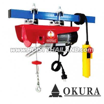 รอกสลิงไฟฟ้า E-OK-PA3-600H
