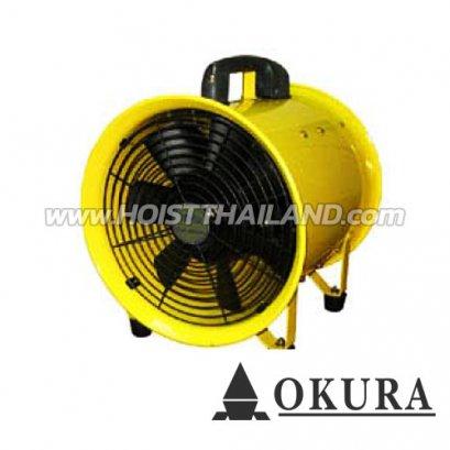 พัดลมอุตสาหกรรม OK-PV Series (เฉพาะพัดลม)