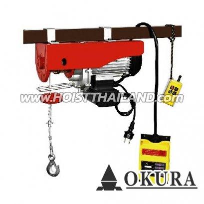 รอกสลิงไฟฟ้า OK-PA2-1000 Series
