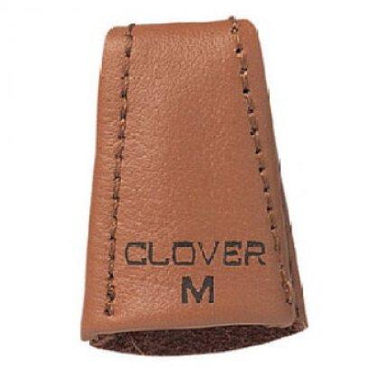 CLOVER ปลอกนิ้วหนังแท้ size M