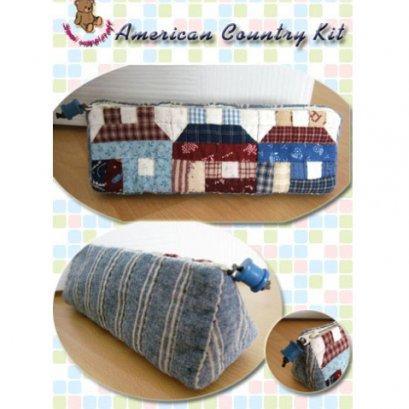 ชุด American Country Kit (ชุดนี้ไม่มีเข็มและด้ายนะคะ)