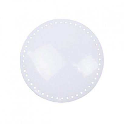 พลาสติกสำหรับทำ macaron coin purse แบบมีรูเย็บ (ญี่ปุ่น) ขนาด 5 cm. ราคาคู่ละ
