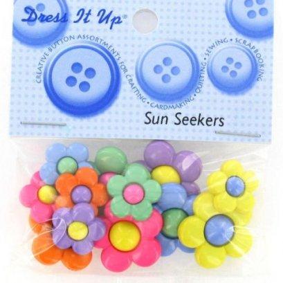 กระดุมชุด Sun Seekers ของ Dress It Up ราคา/แพ็ค