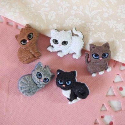 กระดุมชุด Kitten Kaboodle ของ Dress It Up ราคา/แพ็ค
