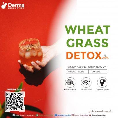 Wheat Grass Detox