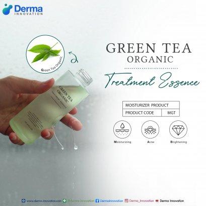 Green Tea Organic Treatment Essence