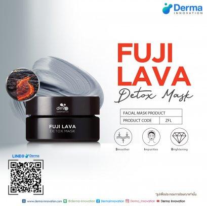 Fuji Lava Detox Mask