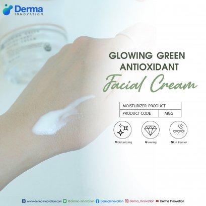 Glowing Green Antioxidant Facial Cream