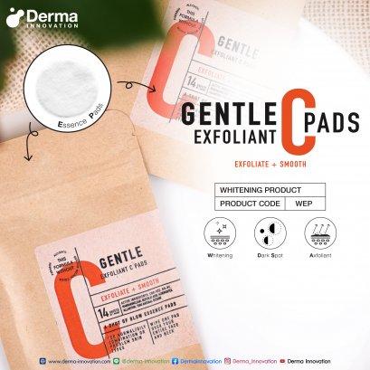 WEP Gentle Exfoliant C Pads