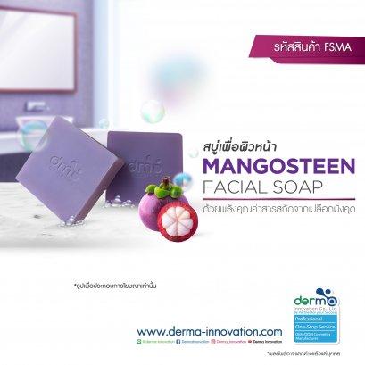 Mangosteen Facial Soap