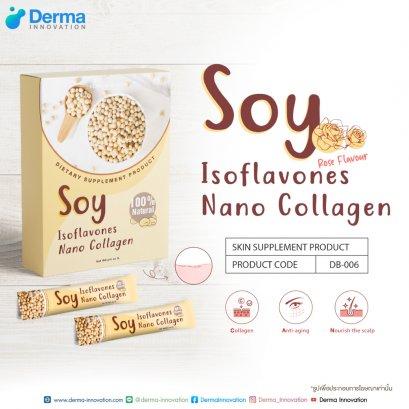 Soy Isoflavones Nano collagen