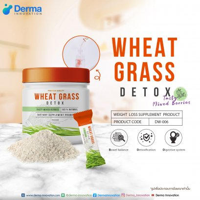 Wheat Grass Detox